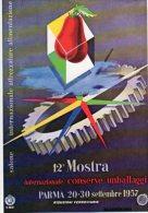 PARMA - 1957 - Mostra Delle Conserve Alimentari - Pubblicitari