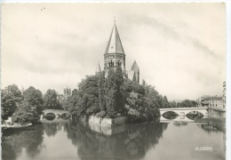 Metz : Le Temple Protestant (n°57/463/83 La Cigogne Neuve) - Metz