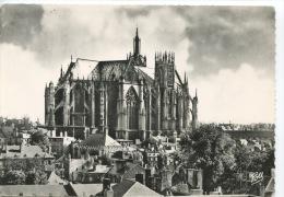 """Metz : Cathédrale """"telle Une Reine..."""" N°23 Neuve - Metz"""