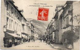 ENTRAYGUES - La Grande Rue -  Hotel Du Lion D' Or - H. Laplagne  (85336) - France