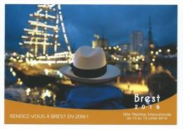 B  - 4 - Fêtes Maritimes Internationales BREST 13  19 Juillet 2016 - Voiliers