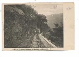 COB.0024/ Congo Belge - La Ligne De Chemin De Fer De Matadi Au Km 6 - Belgian Congo - Other
