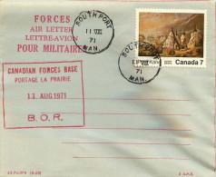 Forces Air Letter 1968 Printing Unaddressed - 1952-.... Reign Of Elizabeth II