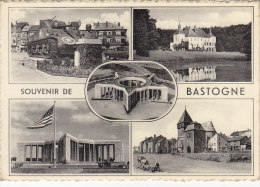 Belgique - Bastogne Vues Diverses - Bastenaken