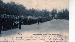 METZ NELS   SERIE 104 N 22 - Metz