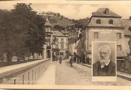 Luxembourg  :  Vianden  Vue Prise Sur Le Pont  ( Demeure De Victor Hugo)        Réf 1418 - Sonstige