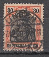 Deutsches Reich -  Mi. 89 (o) - Usati