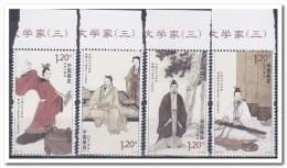 China 2013 Postfris MNH Old Writers - 1949 - ... Volksrepubliek