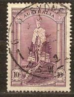 Australie Australia 1937 1938  Yvertn° 121 (°) Used Cote 22,50 Euro - Used Stamps