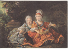 François-Hubert Drouais  - Bambini - S. Paulo, Museo D´ Arte - Nuova - Paintings