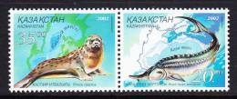 KAZ-    32    KAZAKHSTAN – 2002 KASPIY SEA