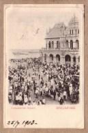 SINGAPOUR - SINGAPORE - COMMERCIAL SQUARE - éditeur ? - Avant 1904 - Singapour