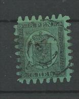 1866 USED Finland, Very Good Copy - 1856-1917 Amministrazione Russa