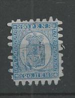 1866 USED Finland, - 1856-1917 Amministrazione Russa