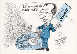 FORCE OUVRIERE - J'ai Bon Espoir Pour 1984 - Jacques DELORS - Syndicats