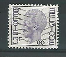 Belgie OBP° S 68-71 - Dienstpost