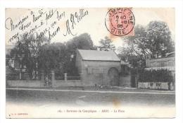 (8321-60) Arsy - La Place - France