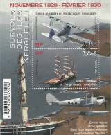 French Antarctic (FSAT), Overflights Of The Kerguelen Islands, 2016, MNH VF - Unused Stamps
