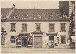 Foto-AK: Geburtshaus Franz Schubert, Wien, Um 1930 - Music And Musicians