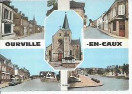 1 - OURVILLE-EN-CAUX  ( 5 VUES - AMI 6 CITROEN ) - Ourville En Caux