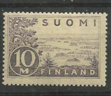 1930 MH Finland Mi 156 I - Finland