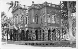 "05003 ""PERU' - LIMA - TOURING CLUB"" CART. POST. ORIG. NON SPEDITA - Perù"