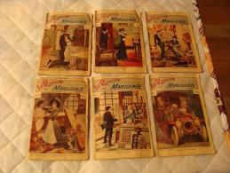 Lot Complet 140 Livres Le Roman De Marguerite Année 1913 - Vieux Papiers