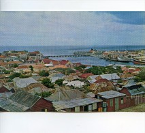 Curaçao / Willemstad - Panorama And Queen Emma Pontoon Bridge - Curaçao