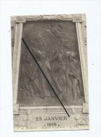 CPA  - Tournus  - Monument Du Centenaire  - Bas Relief  - 23 Janvier 1814 - Autres Communes