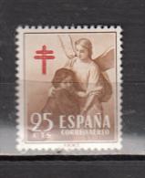 ESPAGNE * 1953 YT N° AVION 264 - Nuevos & Fijasellos