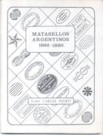 POSTMARKS MATASELLIA MATASELLOS 3 IMPERDIBLES LIBROS RARISIMOS OBRA COMPLETA JUAN CARLOS  PEDRET - Matasellos