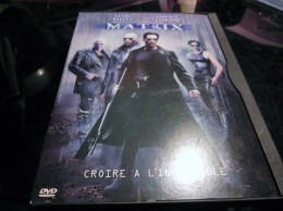 DVD / MATRIX - Action & Abenteuer