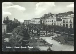 SCIACCA - AGRIGENTO - 1953 - PIAZZA SAVERIO FRISCIA - Agrigento