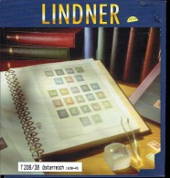 LINDNER-T Hingeless Sheets Austria In The Third Reich 1938-45 New In Original Packaging - Shipped From Canada - Albums & Reliures