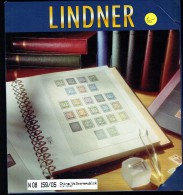 LINDNER-T Hingeless Sheets People´s Republic Of China 2008 New In Original Packaging - Shipped From Canada - Albums & Reliures
