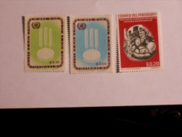 PARAGUAY  1963   LOT# 8 - Paraguay