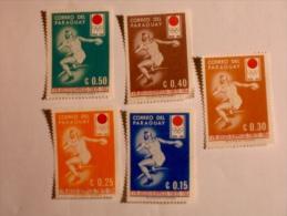 PARAGUAY  1964   LOT# 12  OLYMPICS - Paraguay