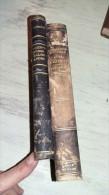 2 Livres Anciens Sur L'incertitudes Allemandes Et Entre L'Allemagne Et L'Angleterre - Books, Magazines, Comics