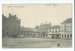 BELGIQUE - LESSINES : Place De La Station - Lessines