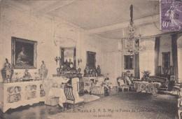 Cp , BELGIQUE , LE ROEULX , Le Château à S. A. S. Le Prince De Croy - Le Roeulx