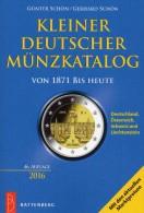 Schön Kleiner Münz Katalog Deutschland 2016 New 17€ Numisbriefe+Numisblatt Münzkatalog Of Austria Helvetia Liechtenstein - Boeken