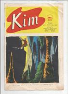 BD , KIM , N° 63 , Distribuée Par SHELL BERRE , 1932 , 7 Pages, 2 Scans  , Frais Fr : 1.75€ - Non Classés