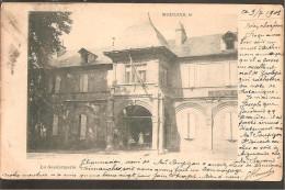 03 Moulins-sur-Allier. La Gendarmerie - Moulins