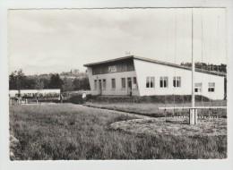 CPSM LAHONCE (Pyrénées Atlantiques) - Le Club House Du Club Nautique L'école De Voile - France