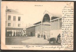 03 Moulins-sur-Allier. Le Marché Couvert - Moulins