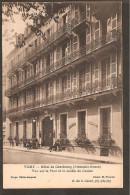 03 Vichy. Hotel De Cherbourg. Vue Sur Le Parc Et Le Jardin Du Casino - Vichy