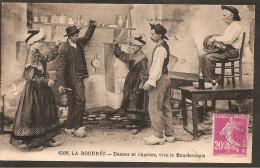 03 Le Bourbonnais. La Bourrée. Dansez Et Chantez - Autres Communes