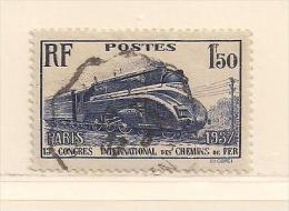 FRANCE  ( F31 - 232 )  1937  N° YVERT ET TELLIER   N°  340 - Oblitérés