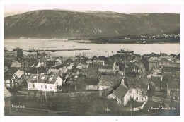 Tromso : Vue Générale - Norwegen