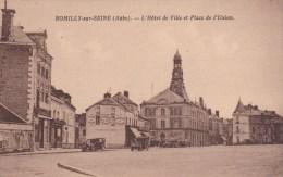 ROMILLY Sur SEINE L´Hotel De Ville - Romilly-sur-Seine